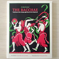 Sách tiếng Anh - The Bacchae