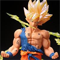 Mô Hình Dragon Ball - Son Goku Super Saiya 2