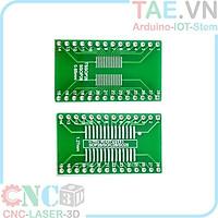 SOP28 0.65/1.27mm Adapter Plate