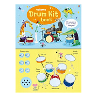 Usborne Drum Kit Book