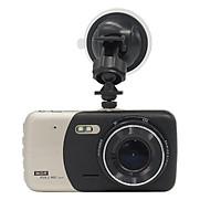 Camera Hành Trình xe hơi  VIETMAP X003 Tiếng Việt ( Trước + Sau) - Màn hình 4 inch - hàng nhập khẩu