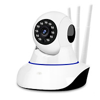 Camera wifi Yoosee chuẩn 3 râu 11 LED góc quay 355 độ, đàm thoại hai chiều, Quan Sát Dễ Dàng Trên Điện Thoại Smatphone Máy Tính - Hàng chính hãng