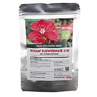 Phân Bón Thông Minh Rynan Flowermate 200 (Túi Lọc 180g) - Dùng Cho Phong Lan Thời Kỳ Cây Con Mọc Mầm, Tốt Lá, Đi Ngọn