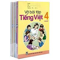 Sách Giáo Khoa Bộ Lớp 4 - Sách Bài Tập (Bộ 11 Cuốn)