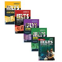 Combo Trọn Bộ General Ielts Mike+Tài Liệu Luyện Thi Nói IELTS - The IELTS Speaking Topics With Answers (Tái Bản) Tặng Kèm Bookmath