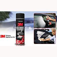 Tẩy ố kính ô tô 3M -  Khôi phục độ sạch-sáng-bóng cho bề mặt kính xế yêu.