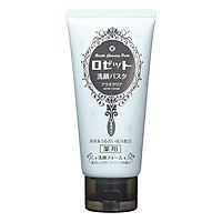 Sữa Rửa Mặt Dành Cho Da Mụn Rosette Face Wash Pasta Acne Clear (120g)