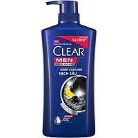 Dầu Gội Sạch Gàu Clear Men Deep Cleanse Sạch Sâu (650g)
