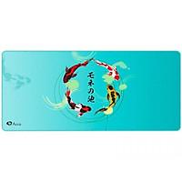 Bàn di chuột AKKO Monet's POND Mousepad - Hàng chính hãng