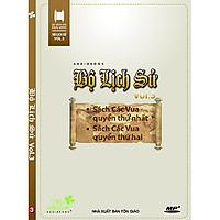 Đĩa Bộ Lịch Sử, Vol.3: Sách Các Vua Quyển I, Quyển II