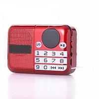 Loa nghe nhạc mini kiêm đài radio B-832 hỗ trợ thẻ nhớ, usb, jack 3.5