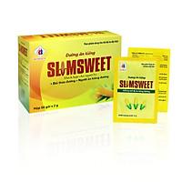 Đường Ăn Kiêng SLIMSWEET Hộp 50 gói - Dành cho người tiểu đường - béo phì