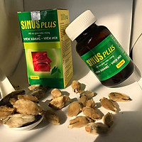 Sinus Plus - Dành cho bệnh viêm mũi viêm xoang