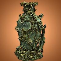 Lọ hoa đào - LO 048