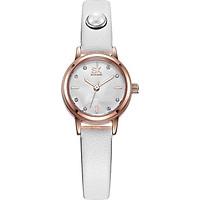 Đồng hồ nữ chính hãng Shengke K8011L-09 Trắng