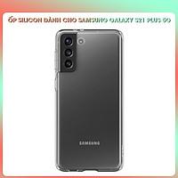 Ốp lưng Dẻo TPU Dành cho Samsung Galaxy S21 Plus 5G- Hàng Chính Hãng
