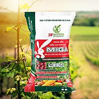 Phân bón hữu cơ khoáng Miga - Bao 25kg