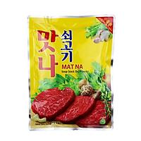 Gói 1Kg Hạt Nêm Gia Vị Thịt Bò Daesang Hàn Quốc ( Matna Bò)