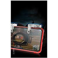Bộ 2 Nút Bấm Chơi Game Bắn Súng PUBG, ROS Dòng T9 Cảm Ứng Trên Điện Thoại