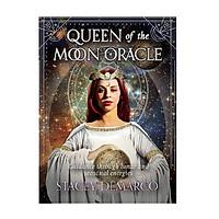 Bộ Bài Oracle Queen Of The Moon 44 Lá Bài Tặng Link Tiếng Anh Và Đá Thanh Tẩy