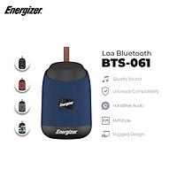 Loa Bluetooth di động Energizer Kiêm Sạc Dự Phòng BTS 061 - Hàng Chính Hãng