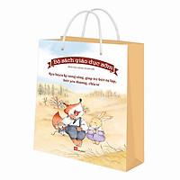 Bộ Túi 2 - Bộ Sách Giáo Dục Sớm Dành Cho Trẻ Em Từ 2-8 Tuổi - Rèn Luyện Kỹ Năng Sống, Giúp Trẻ Biết Tự Lập, Biết Yêu Thương, Chia Sẻ