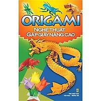 Sách: Origami - Nghệ Thuật Gấp Giấy Nâng Cao - TSTN