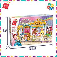 Bộ Đồ Chơi Xếp Hình Thông Minh Lego Cho Bé Gái Qman 32012 Phòng Công Chúa 282 Chi Tiết