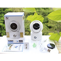 Camera Ip Wifi CareCam CC2020 Full HD 1080P - Đàm Thoại 2 Chiều - Báo Động Cự Nhạy - Hàng nhập khẩu