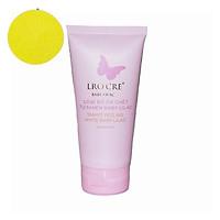 Tẩy Tế Bào Chết Tự Nhiên LROCRE Baby Lilac 200g - Tặng Kèm 1 Bông Rửa Mặt Bọt Biển