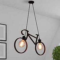 Đèn thả treo trần xe đạp tối giản FLYBIKE sơn tĩnh điện