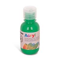Chai Màu Acrylic 125ml Primo 402TA125610 - Xanh Lá Sáng