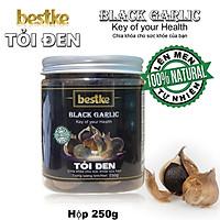 Tỏi đen , Black Garlic Bestke, Cao cấp Xuất Khẩu , Hộp 250g