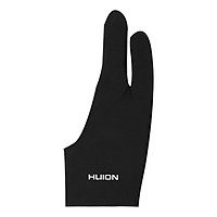 Huion GL200 Two-Finger Free Size Drawing Glove Artist Tablet Painting Glove for Right & Left Hand Compatible with