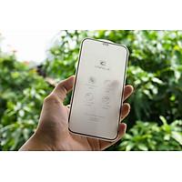 Miếng Dán Kính Cường Lực Cho iPhone 12 / 12 Pro / 12 Pro Max - 9D Full Màn Hình - Hàng Chính Hãng Cafele
