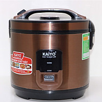 Nồi cơm điện chống dính KAIYO KY884 - 1.8L- Hàng chính hãng - Giao màu ngẫu nhiên