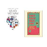 Combo 2 cuốn sách: Xã hội Việt Nam + Việt Nam vận hội