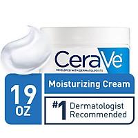 Kem dưỡng ẩm Cerave moisturizing cream cho da mặt và toàn thân