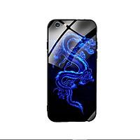 Ốp lưng kính cường lực cho điện thoại Iphone 6 Plus / 6s Plus - Dragon 02