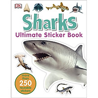 Ultimate Sticker Book Sharks