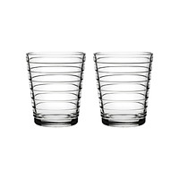 Bộ 2 cốc thủy tinh Aino dung tích 0.22l Iittala