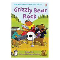 Usborne Very First Reading: Grizzly Bear Rock