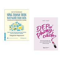 Combo 2 cuốn sách: Sống Thanh Thản Như Người Thụy Điển + Đẹp có phong cách