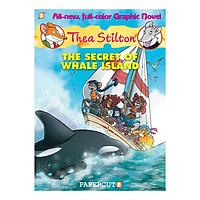 Thea Stilton Graphic Book 1: Secret Of Whale Island