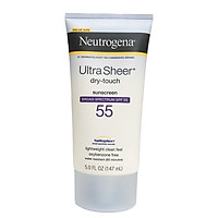 Kem Chống Nắng Neutrogena Ultra Sheer Dry-Touch Sunscreen SPF55 147 ml