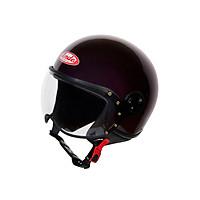 Mũ Bảo Hiểm Andes 3/4 Đầu Có Kính - 3S103D Bóng