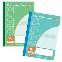 Combo 2 Sổ may Klong MS324 500 trang