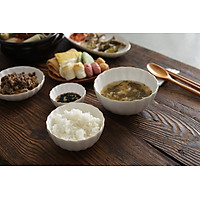 Bát cơm Cotton(Erato Cotton Series)-Cotton rice bowl -Erato - Hàng nhập khẩu