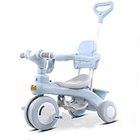 Xe đạp 3 bánh có tay đẩy đa năng cho bé BBT Global Q10