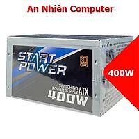 Nguồn Máy Tính Start Power 400W - Fan 120mm - Chống Ồn - 80 Plus